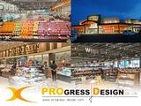 株式会社プログレスデザイン | スーパーマーケットや商業施設など、店舗総合プロデュースを手がける!の画像・写真