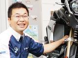 株式会社テクノコシダ | ◆BMW二輪部門の正規ディーラー『Motorrad Kashiwa』勤務 ◆未経験OK&年齢不問の画像・写真